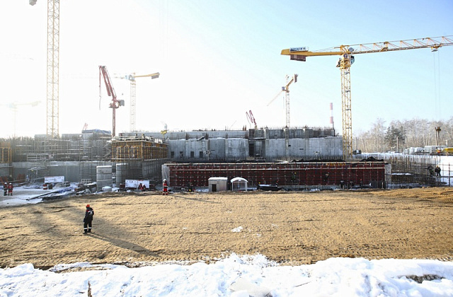 The energy of the future: how is the construction of the unique research facility MBIR progressing